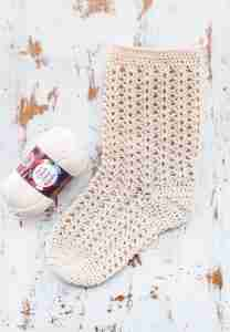 Best Farmhouse Style Christmas Stocking Crochet Pattern