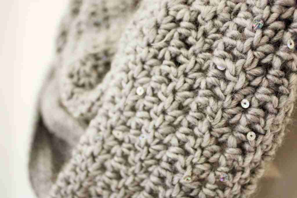 easy crochet scarf pattern