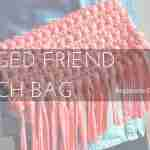 CRochet Pattern For Fringe Boho Bag