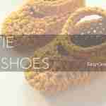 Easy Crochet Baby Shoes For Beginners